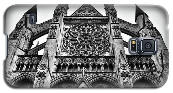 Westminster Abbey London Galaxy S5 Case