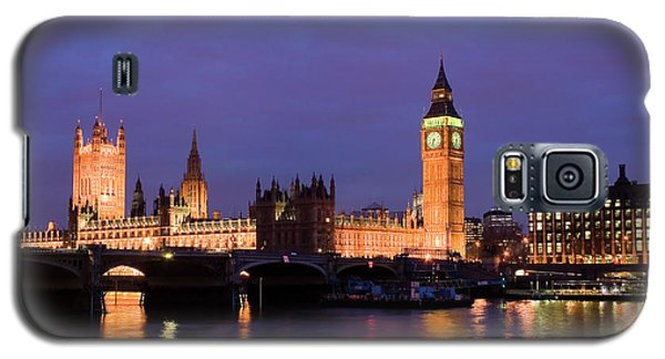 Westminster At Sundown Galaxy S5 Case