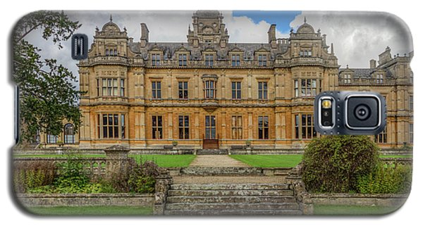 Galaxy S5 Case featuring the photograph Westonbirt School For Girls by Clare Bambers