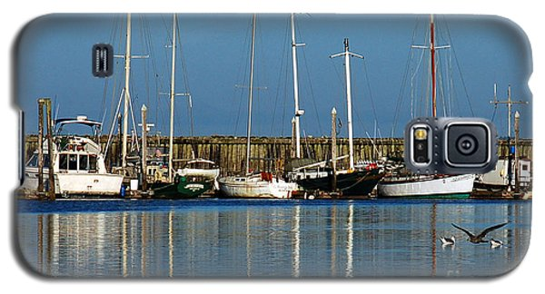 Westport Fishing Fleet I Galaxy S5 Case