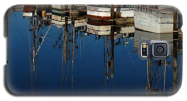 Westport Fishing Fleet II Galaxy S5 Case