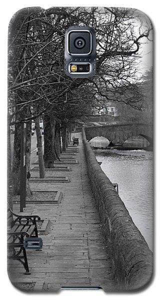 Westport Ireland Galaxy S5 Case by Henri Irizarri