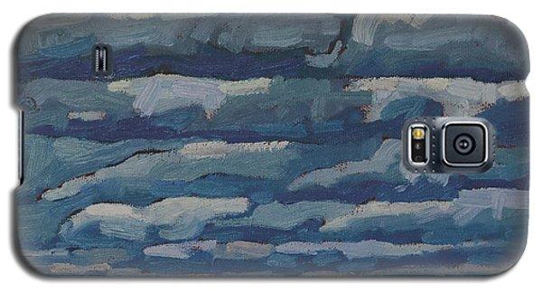 Westport Stratocumulus Virga Galaxy S5 Case