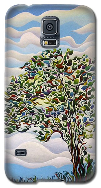 Westward Yearning Tree Galaxy S5 Case