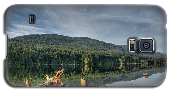 Galaxy S5 Case featuring the photograph Westwood Lake by Randy Hall