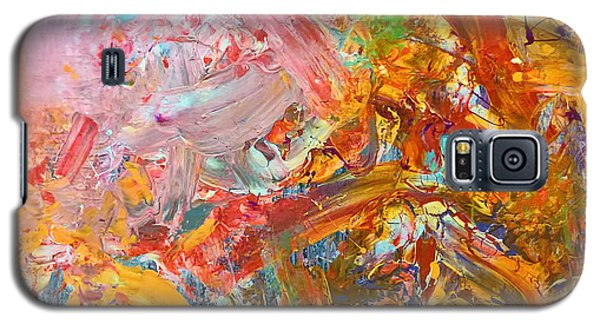 Wet Abstract #91517 Galaxy S5 Case