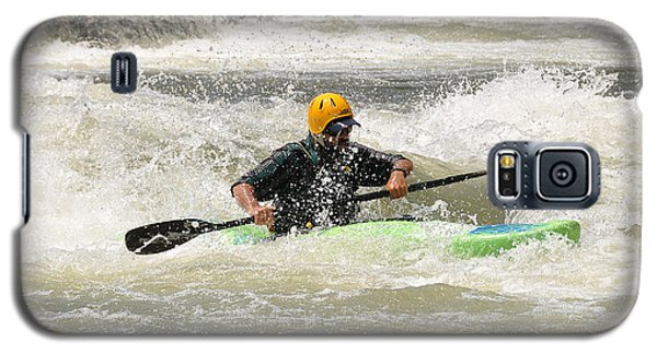 Galaxy S5 Case featuring the photograph Wet And Wild Adventure by John Black