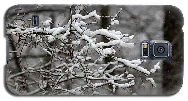 Wet Snow Galaxy S5 Case
