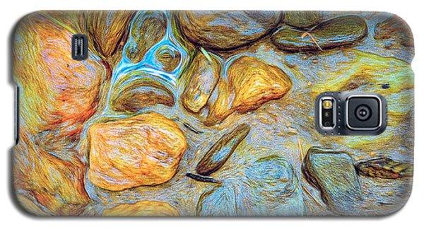Wet Stones Galaxy S5 Case