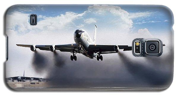 Wet Takeoff Kc-135 Galaxy S5 Case