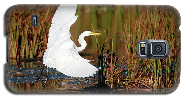 Wetland Landing Galaxy S5 Case