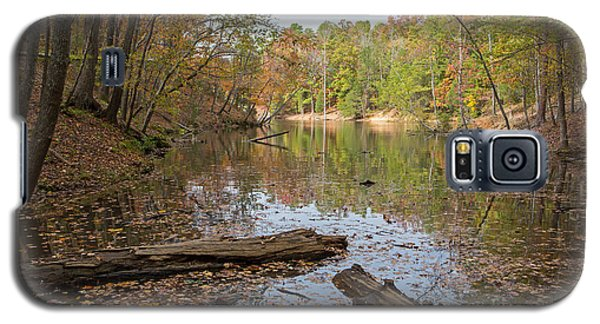 Wetlands In Autumn Galaxy S5 Case by Kevin McCarthy