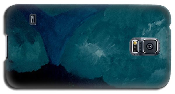 Whale Of A Tail Galaxy S5 Case