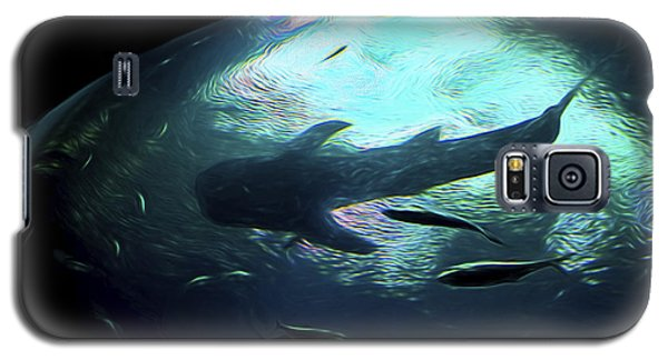 Whale Shark Of The Earth Galaxy S5 Case