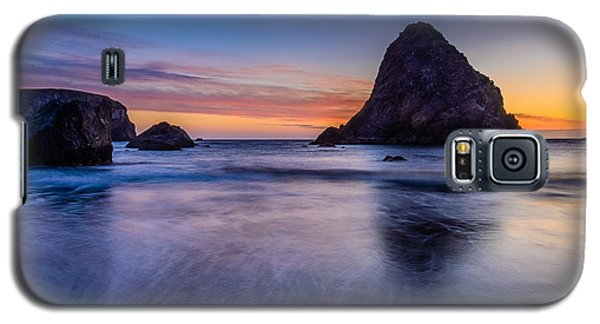 Whaleshead Beach Sunset Galaxy S5 Case