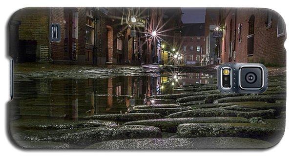 Wharf Street Cobblestones Galaxy S5 Case