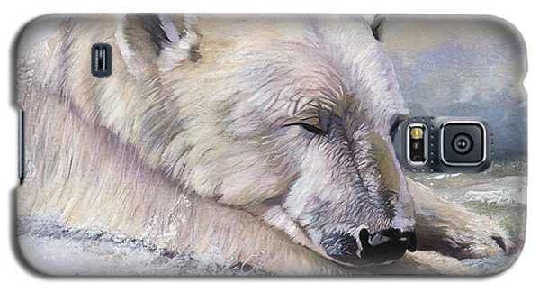 What Do Polar Bears Dream Of Galaxy S5 Case