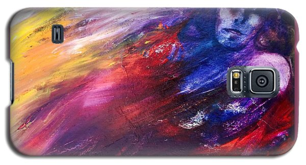 What Hides  Galaxy S5 Case by Marat Essex