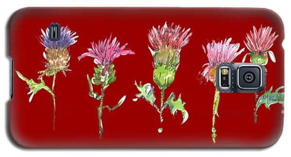 What Is It About A Thistle Fl006 Galaxy S5 Case