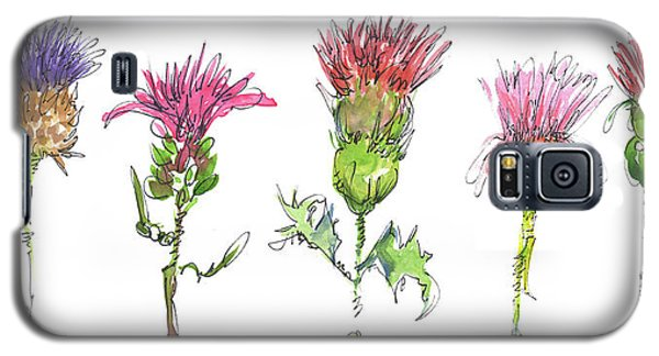 What Is It About A Thistle Galaxy S5 Case
