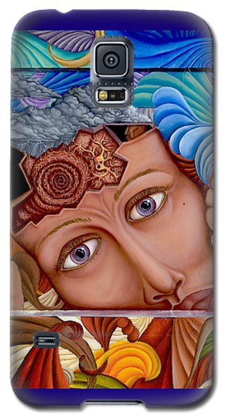 What The Mind Feels Galaxy S5 Case
