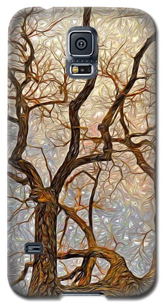 What We See The Mind Believes Galaxy S5 Case by James Steele