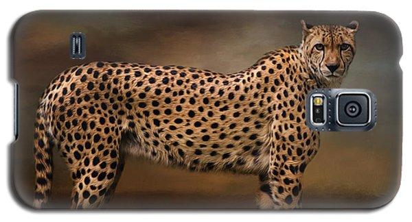 What You Imagine - Cheetah Art Galaxy S5 Case