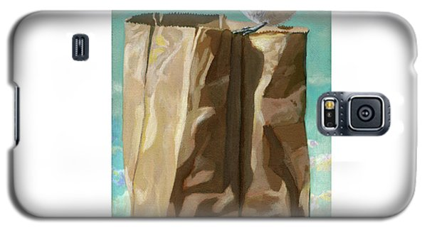 What's In The Bag Original Painting Galaxy S5 Case