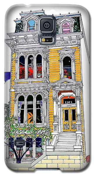 What's In Your Window? Galaxy S5 Case