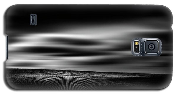 Galaxy S5 Case featuring the photograph Wheat Abstract by Dan Jurak