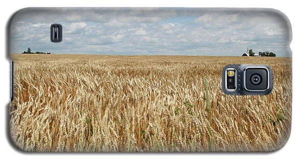 Wheat Farms Galaxy S5 Case