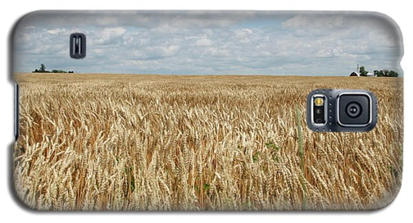 Wheat Farms Galaxy S5 Case