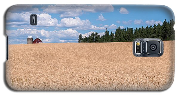 Wheat Fields Galaxy S5 Case