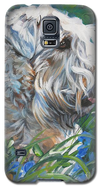 Wheaten Terrier Galaxy S5 Case