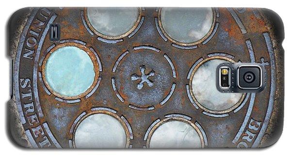 Wheel 2 Galaxy S5 Case by Charles Stuart