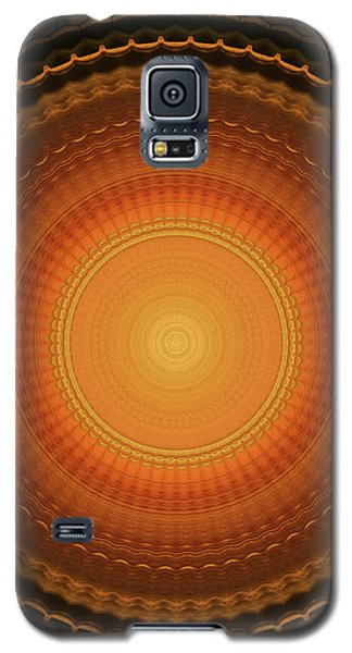 Wheel Kaleidoscope Galaxy S5 Case