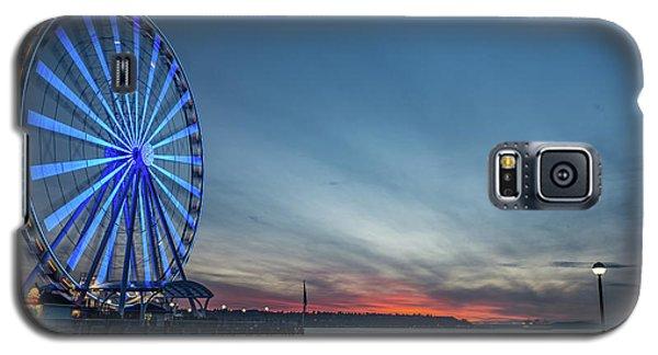 Wheel On The Pier Galaxy S5 Case