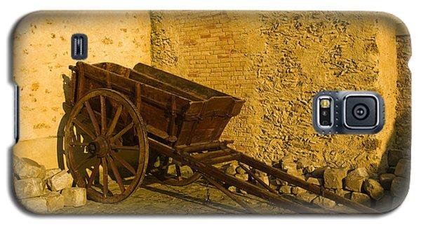 Wheelbarrow Galaxy S5 Case
