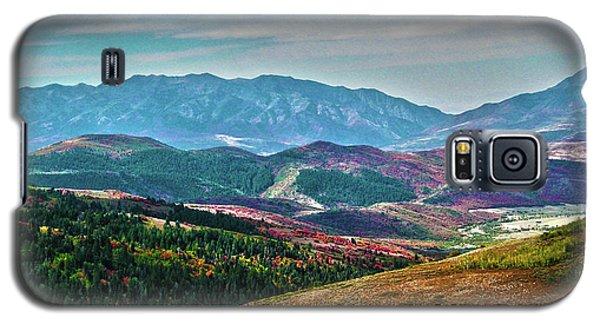 Wheeler Peak Galaxy S5 Case