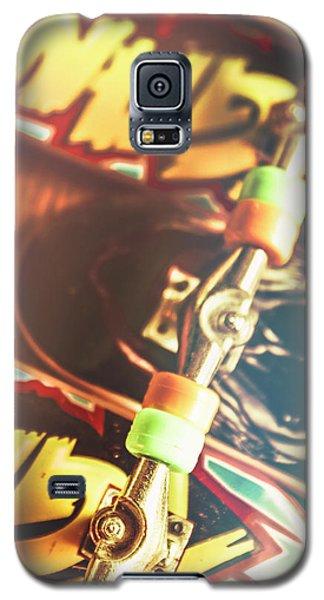 Truck Galaxy S5 Case - Wheels Trucks And Skate Decks by Jorgo Photography - Wall Art Gallery