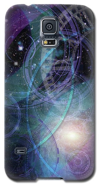 Wheels Within Wheels Galaxy S5 Case