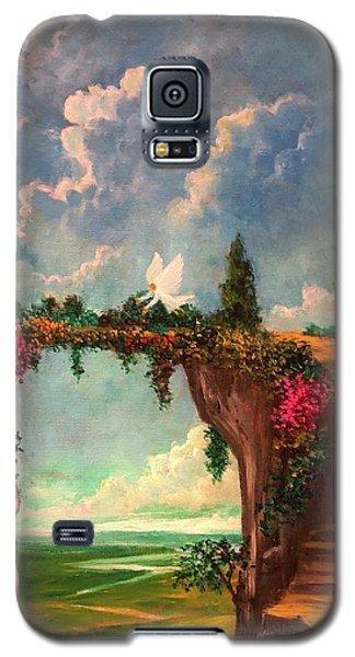 When Angels Garden In Heaven Galaxy S5 Case