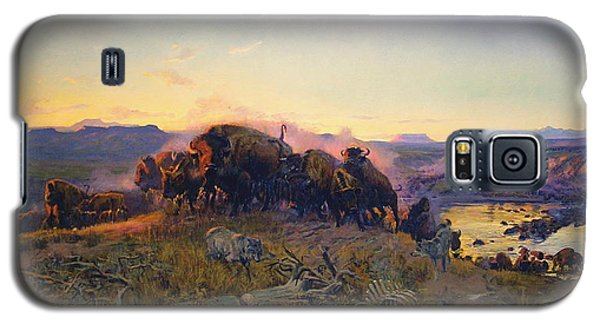When The Land Belonged To God Galaxy S5 Case