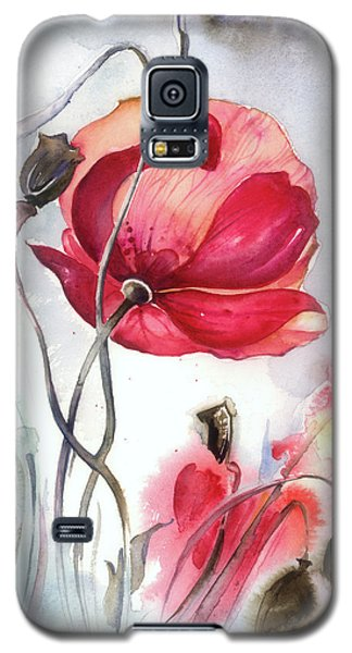 When The Mists Fall Down Galaxy S5 Case