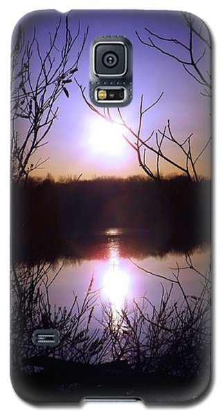 When Tomorrow Comes Galaxy S5 Case by Robyn King