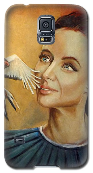 When You See A Bird Galaxy S5 Case by Irena Mohr