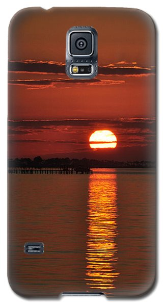 Galaxy S5 Case featuring the photograph When You See Beauty by Jan Amiss Photography