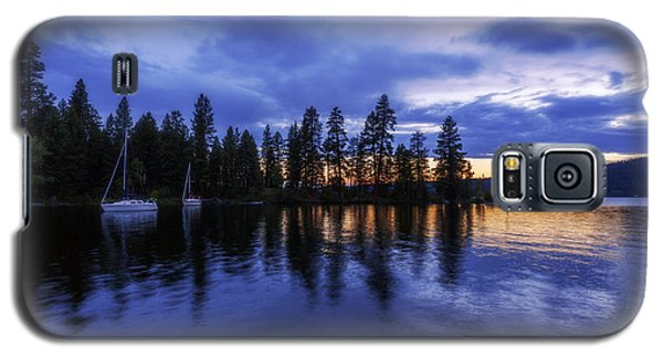 The Sky Galaxy S5 Case - Where Are The Ducks? by Chad Dutson