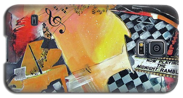 Where Does The Music Go Galaxy S5 Case by Gary Smith