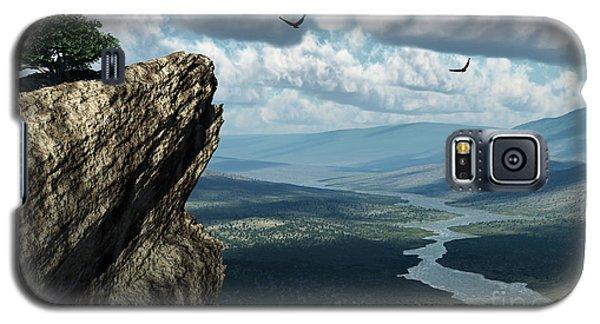 Where Eagles Soar Galaxy S5 Case